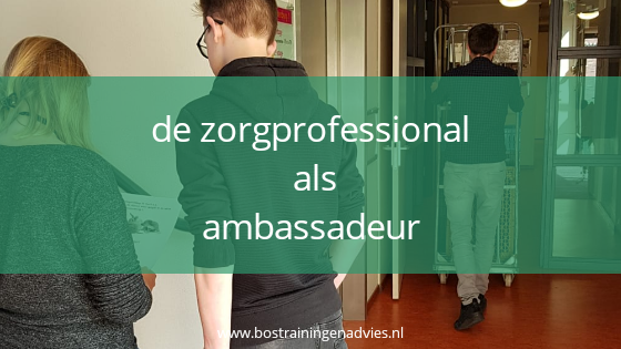 Bos training de zorgprofessional